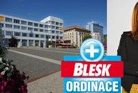 Pozor, už zítra se Blesk Ordinace otevře v Ústí nad Labem! Patronkou je Jánová ze Slunečné