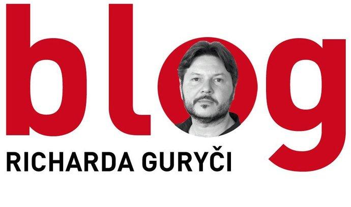 Blog Richarda Guryči