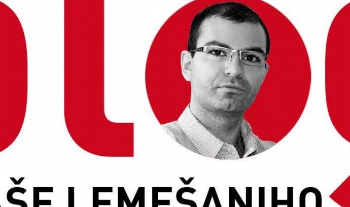 Blog Tomáše Lemešaniho