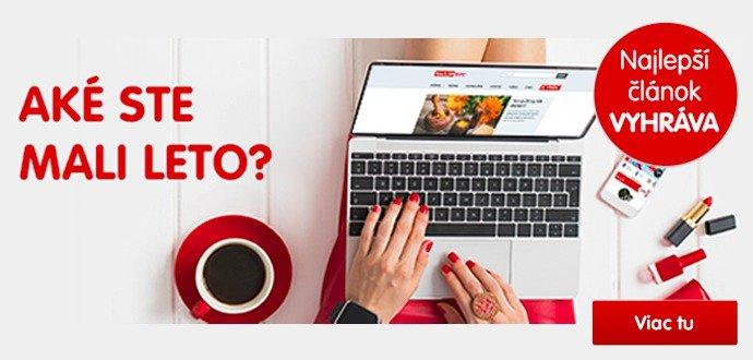 Zapoj sa do blogerskej súťaže s Mall.sk a daj o sebe vedieť svetu!