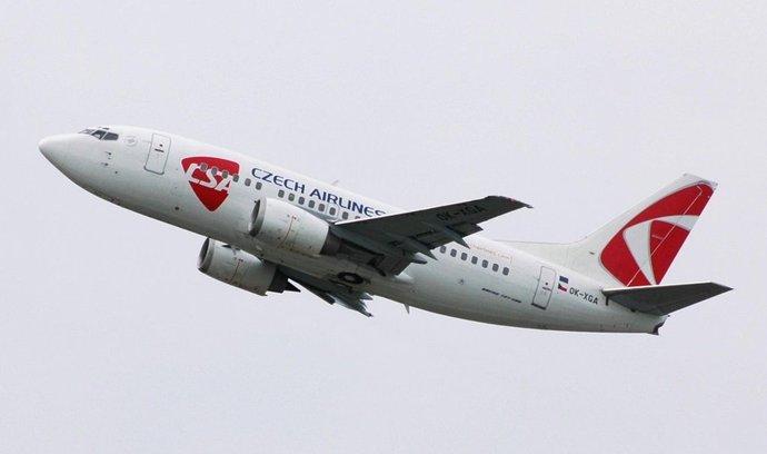 Boeing 737 Českých aerolinií