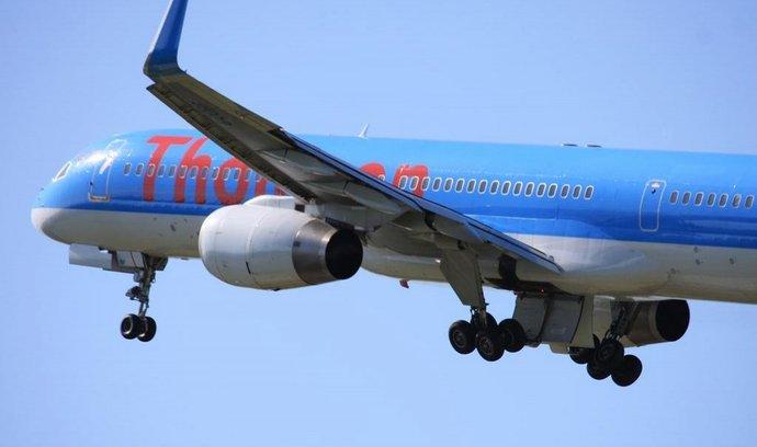 Boeing 757 aerolinek Thomson Airways (ilustrační foto)