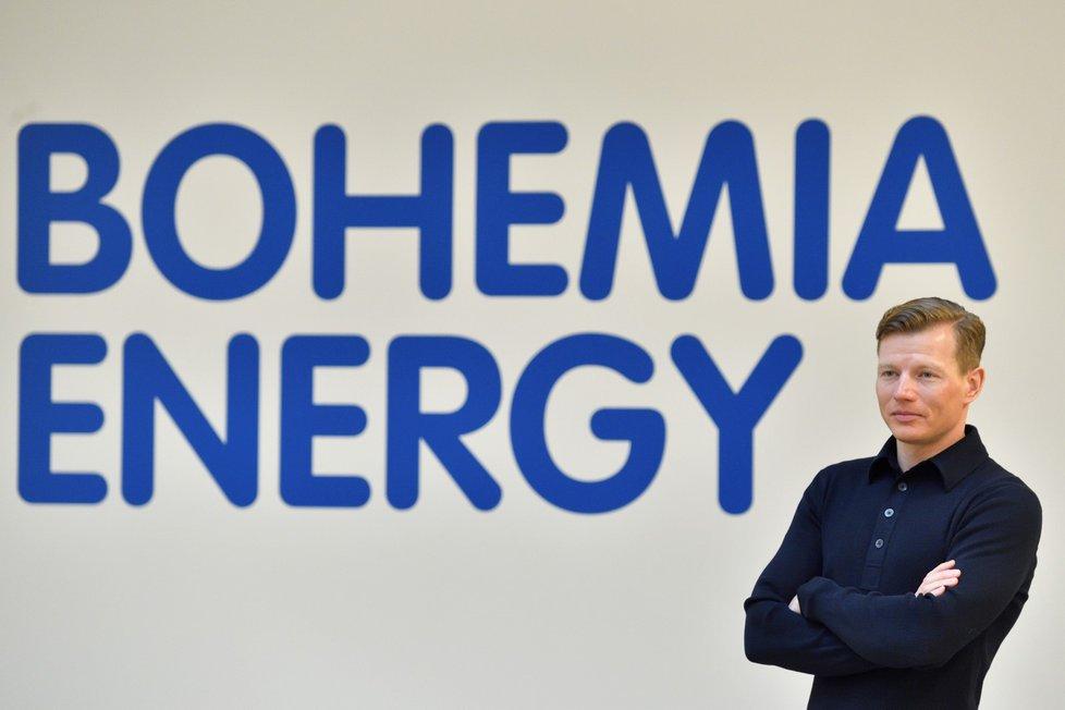 Jiří Písařík, automobilový závodník, majitel a jednatel energetické skupiny Bohemia Energy na snímku z 6. března 2018. Firma Bohemia Energy, největší uskupení alternativních dodavatelů energií v ČR, ukončí činnost a dodávky elektřiny a plynu.