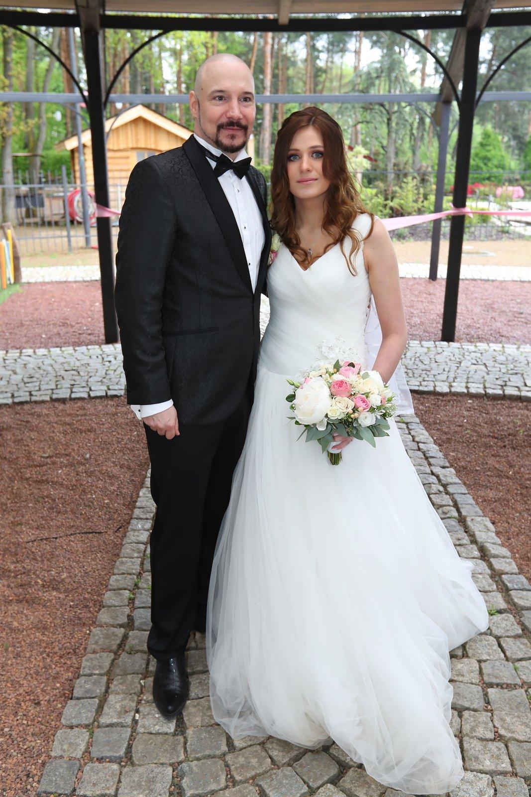 Svatba Bohuše Matuše a Lucie Palkaninové