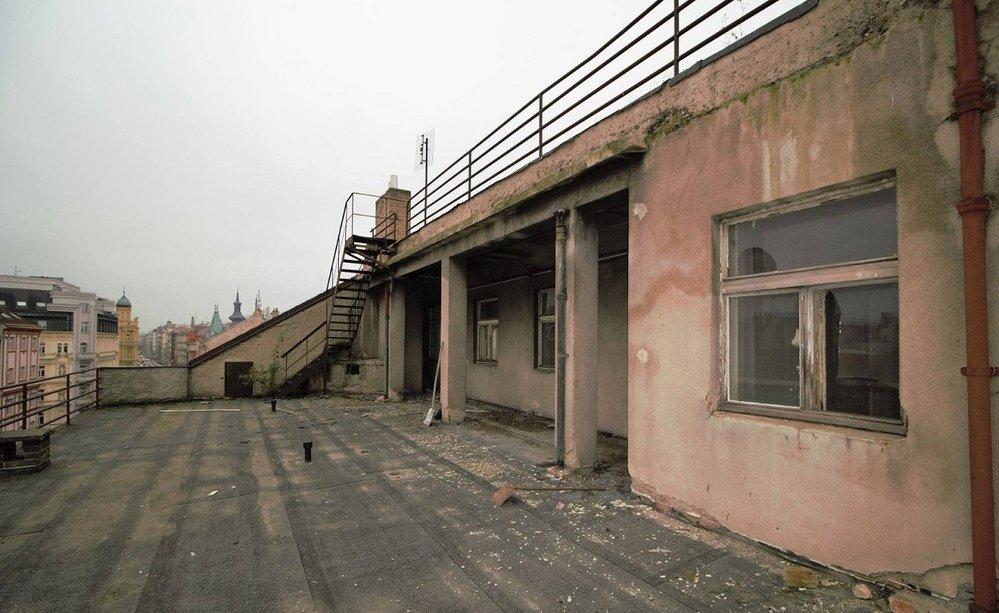 V Borůvkově sanatoriu zemřel farář Josef Toufar i student Jan Palach. Dům dnes chátrá.