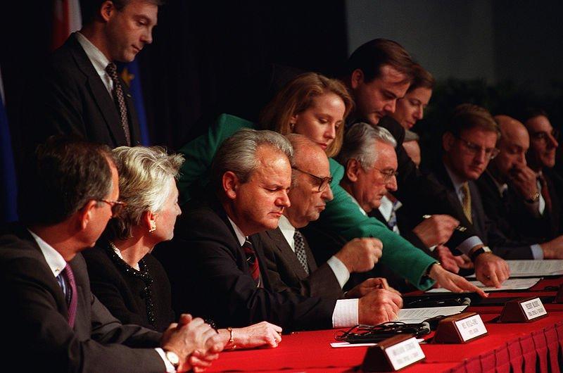 Podpis dohody byl přelomem.