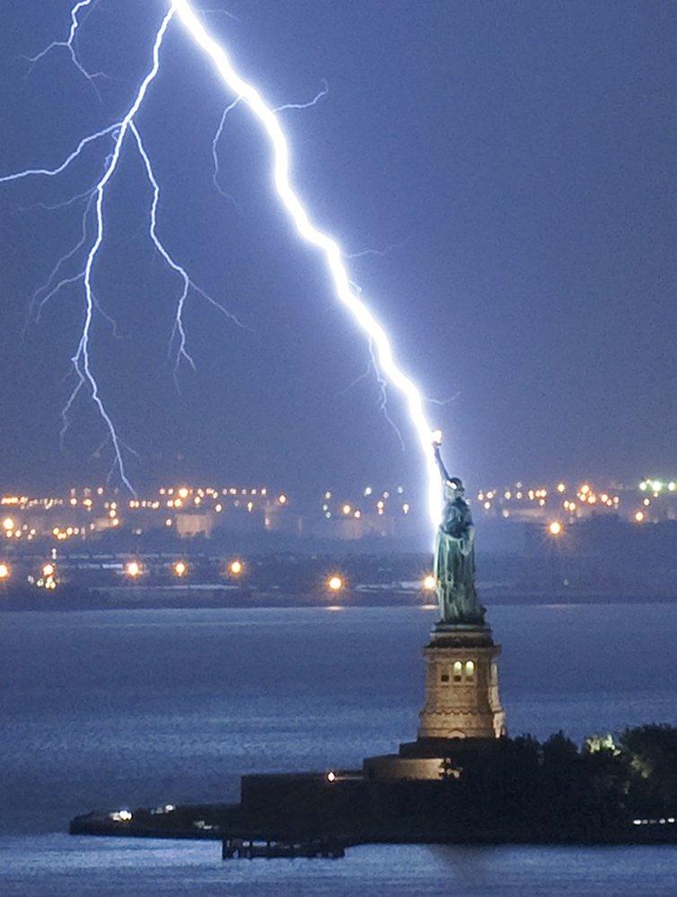 Socha Svobody u New Yorku