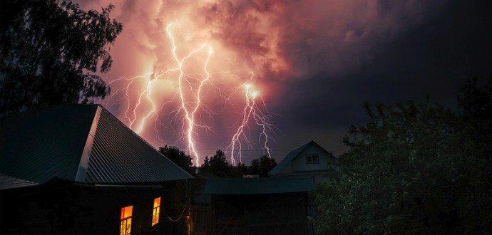 Co dělat při bouřce? S těmito 7 zásadami se vám nic nestane