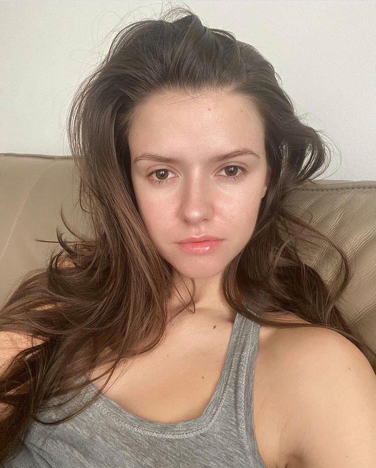 Dominika bez make-upu