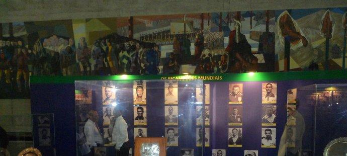 Zeď brazilské slávy