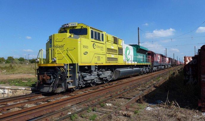 Brazilská železnice