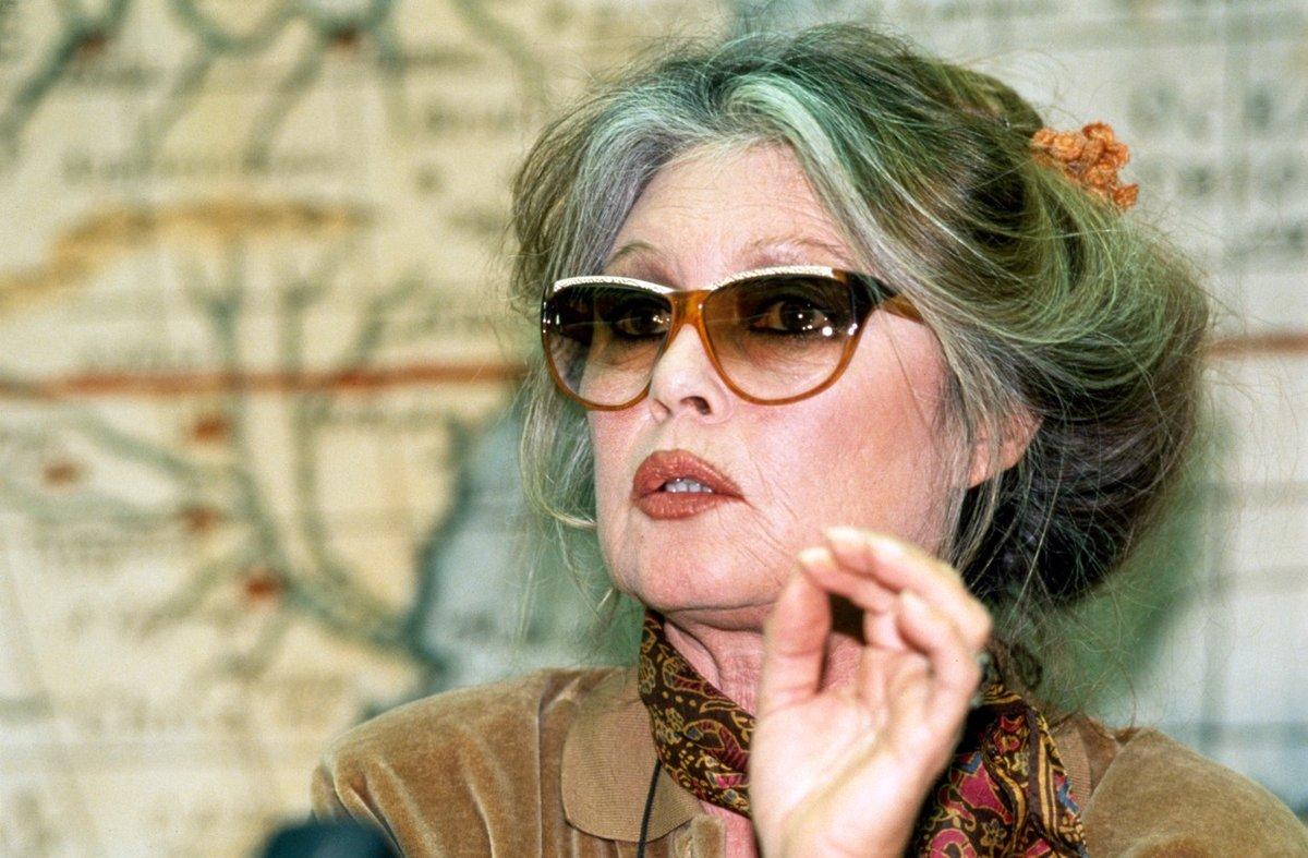 Brigitte Bardon vypadá skvěle i ve starším věku.