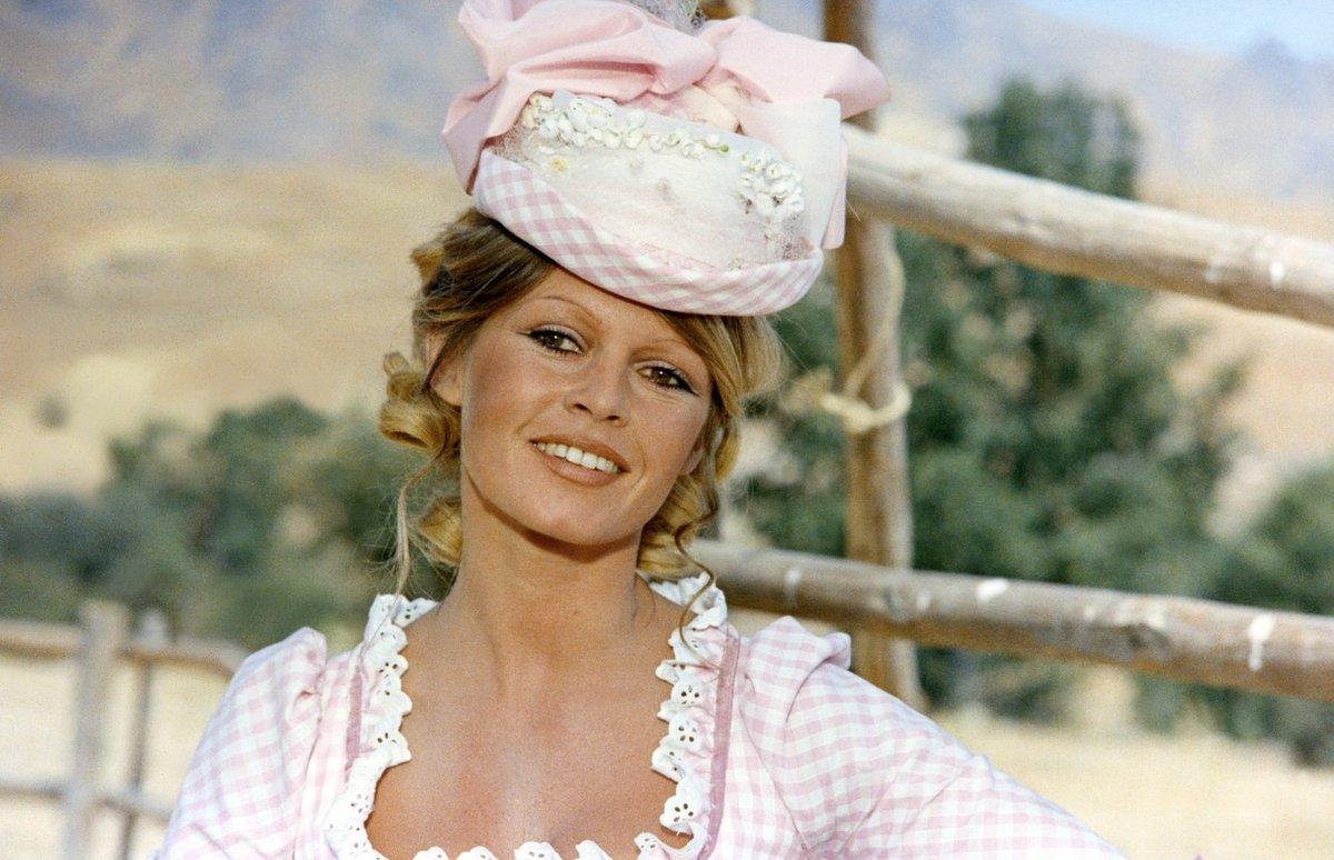 Bridgitte Bardot se objevila v mnoha filmech.