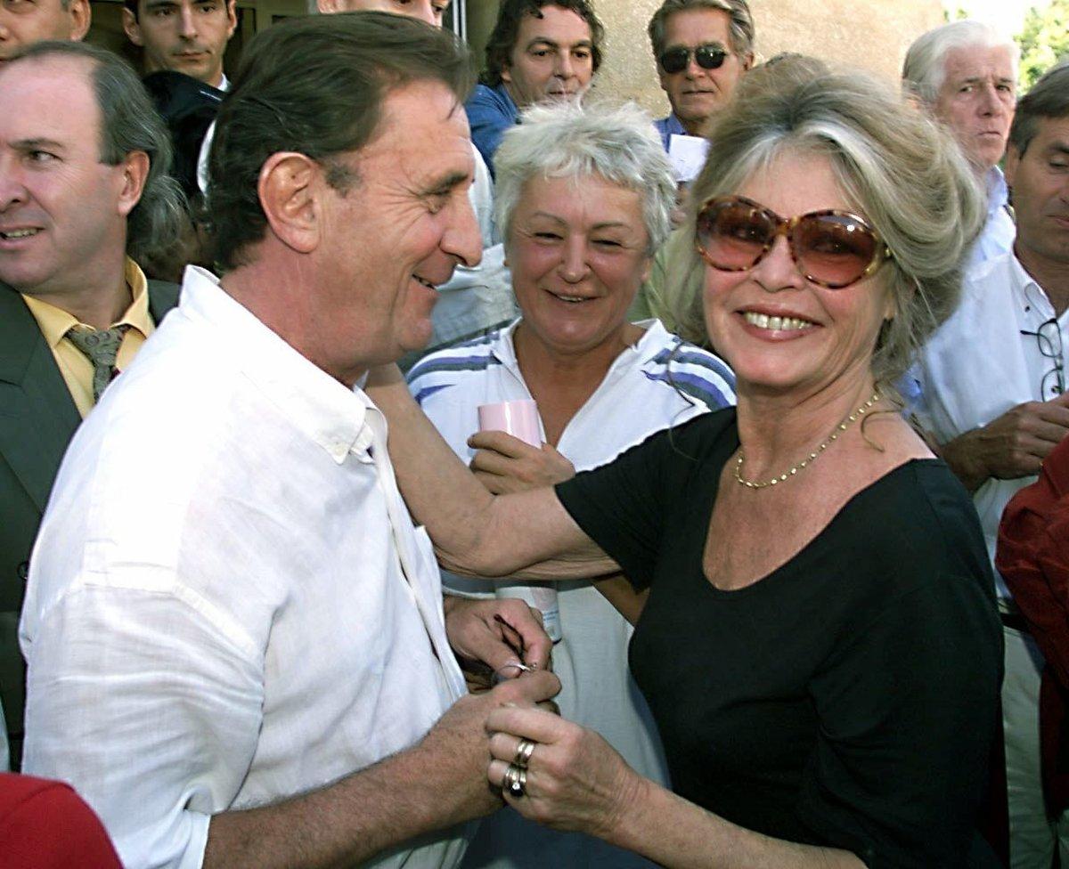 I v pokročilejším věku to Brigitte Bardot sekne.