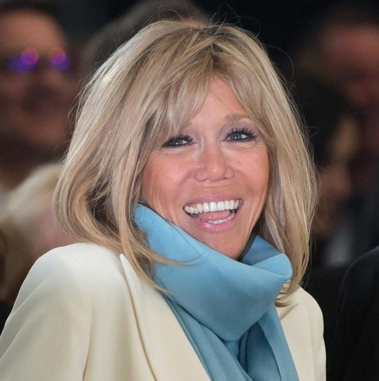 Brigitte Macron je bývalá učitelka