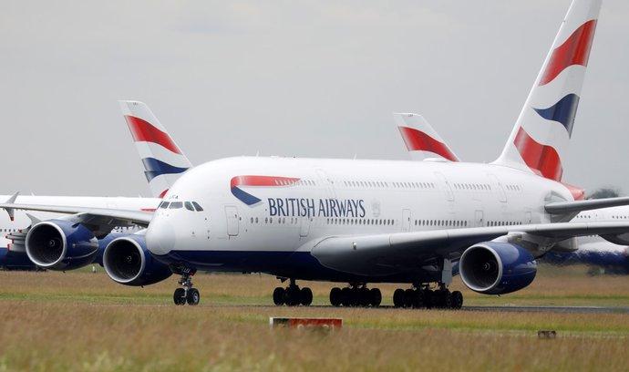 British Airways počítá i s rozsáhlým propouštěním pilotů