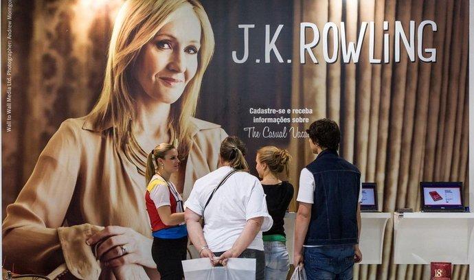 Britská spisovatelka představí ve čtvrtek svou první knihu pro dospělé. (Foto: Profimedia)