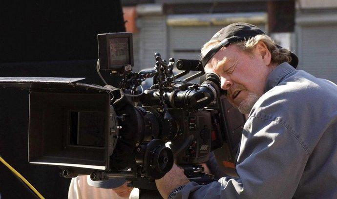 Britský režisér Ridley Scott