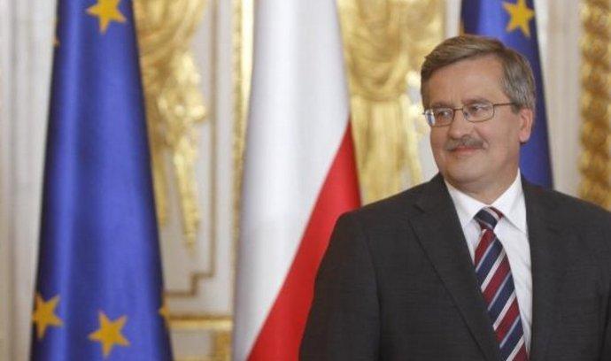 Bronislav Komorowski, Polsko