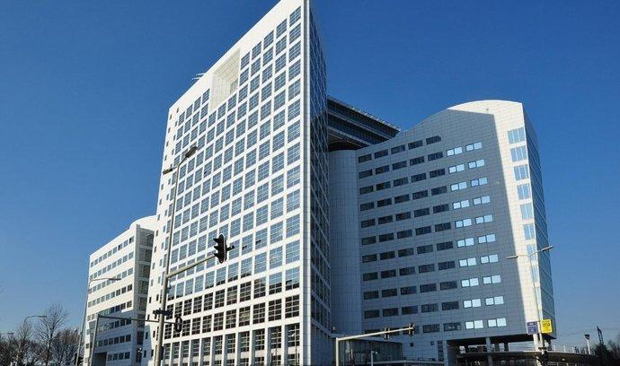 Budova Mezinárodního trestního soudu (ICC) v Haagu