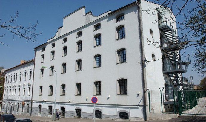 Budova Národního bezpečnostního úřadu (NBÚ)