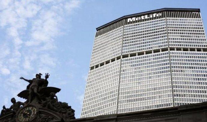 Budova pojišťovny MetLife v New Yorku