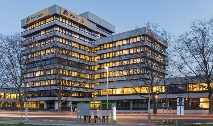Budova Postbank v Hannoveru