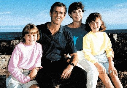 George Bush s rodinou