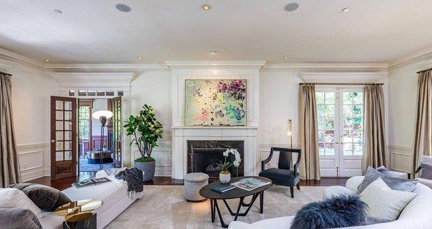 Ashton Kutcher a Mila Kunis prodávají dům v Beverly Hills.