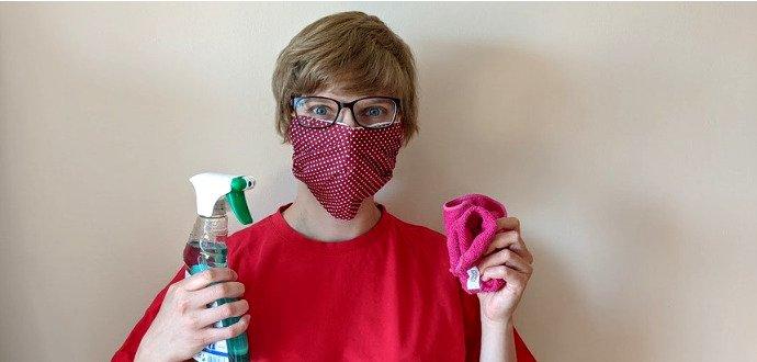 Byli jste nemocní? Vyčistěte celý dům, ať se nemoc nevrátí