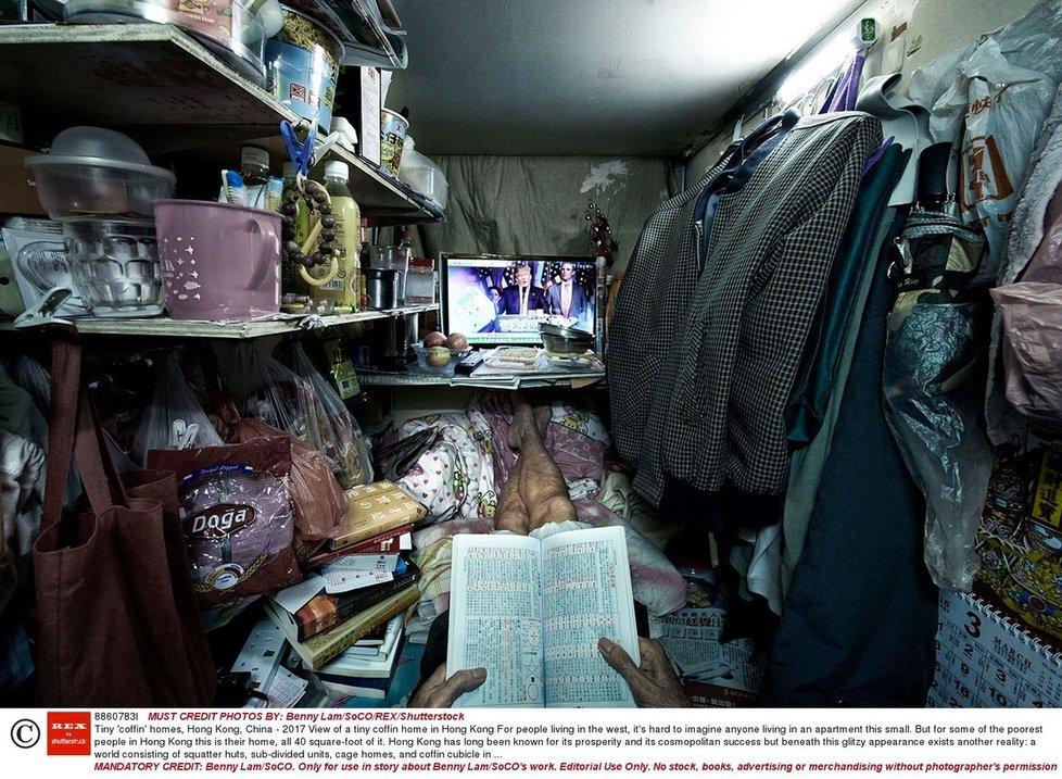 Trávíte karanténu v malém bytě? Představte si být v těchto miniaturních místnostech!