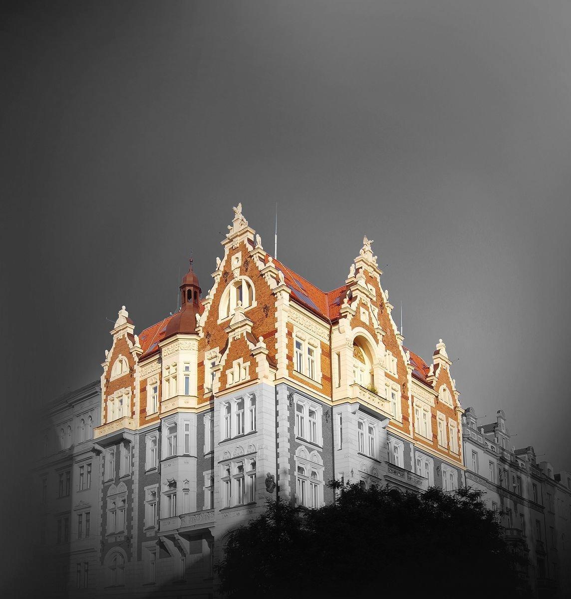 Nejdražší byt v Česku
