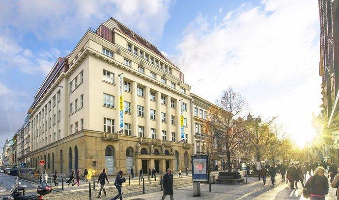 Bývalá budova ČSOB Na Příkopě získala ekologický certifikát