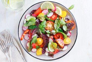 Speciální octy na úžasné saláty