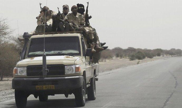 Čadské jednotky vyrážejí do boje proti Boko Haram
