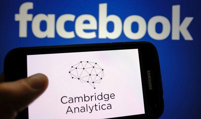 Cambridge Analytica (ilustrační foto)