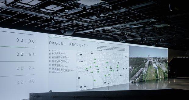 Nová výstava v CAMPu představí budoucnost Nákladového nádraží Žižkov, kde má vzniknout nová čtvrť pro až 23 tisíc lidí.