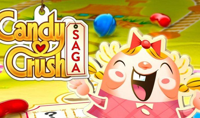 Candy Crush Saga od King Digital Entertainment