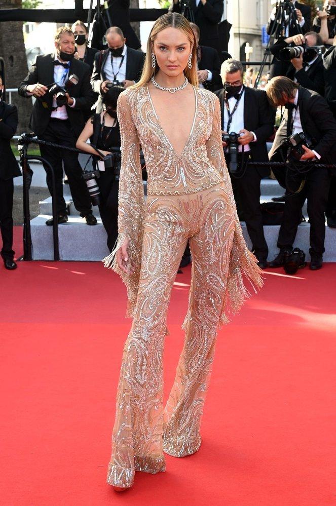 Modelka Candice Swanepoel