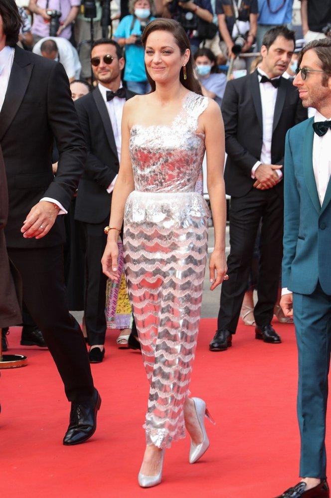 Marion Cotillard v šatech Chanel