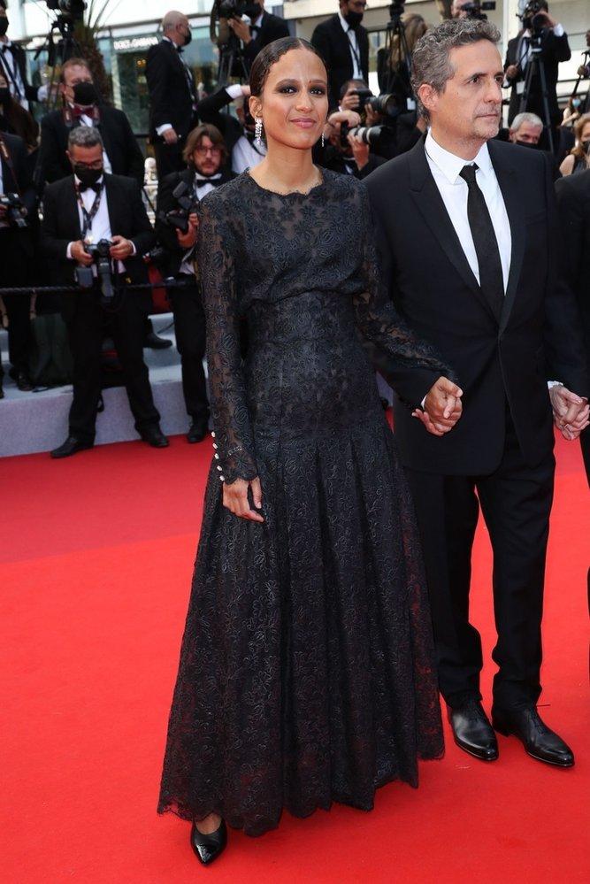 Francouzská režisérka, herečka a další z porotkyň Mati Diop