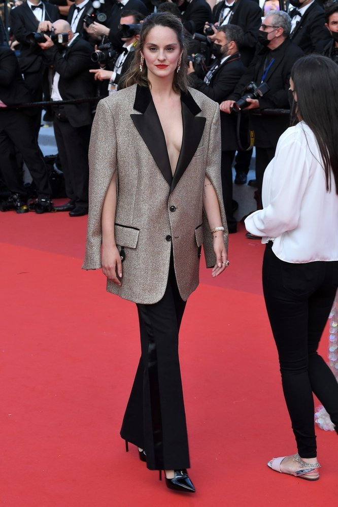 Francouzská herečka Noémie Merlant