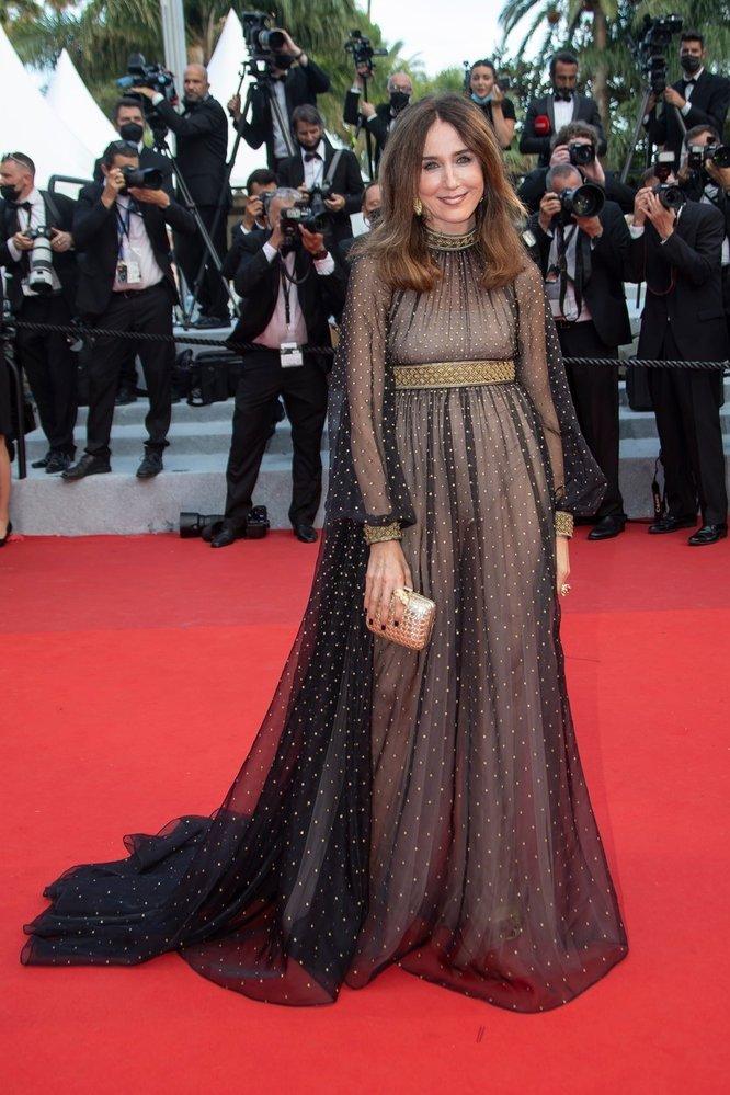 Francouzská herečka Elsa Zylberstein