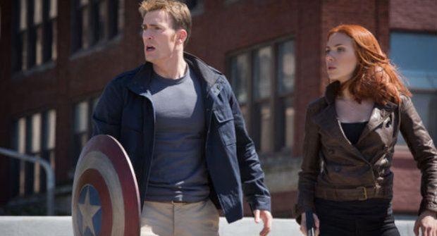 Na lovu Captaina Ameriky: Vystřižená scéna z Návratu prvního Avengera