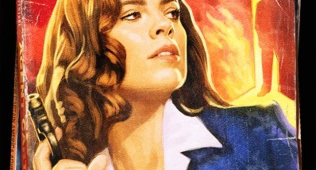 Před Avengers se vrátí agentka Carterová