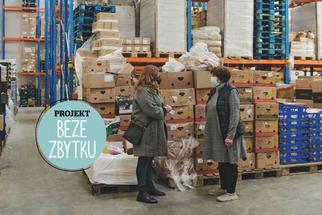 Ve frontách na potraviny stojí herci i letušky, říká předsedkyně potravinové banky