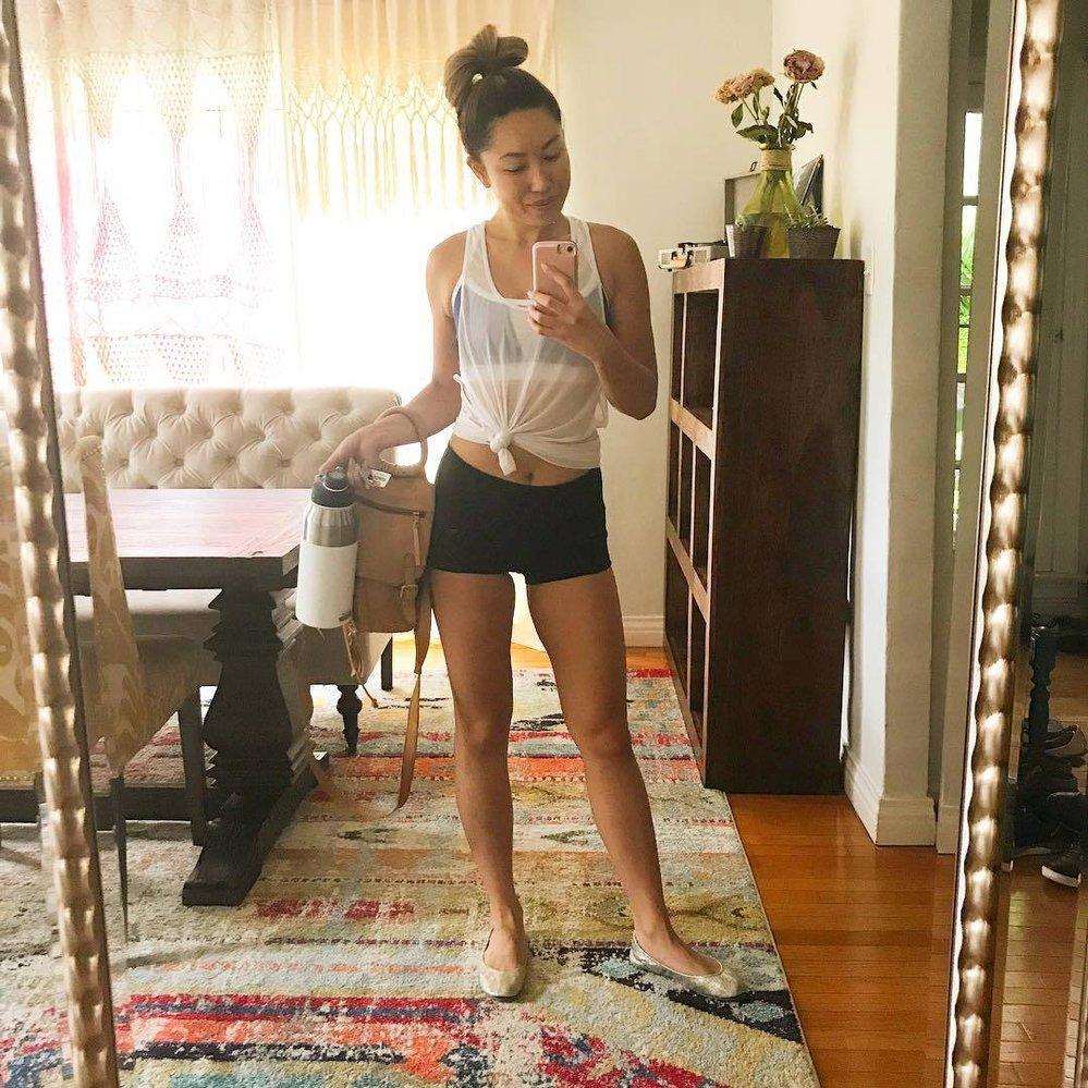 Fitness instruktorka Cassey Ho