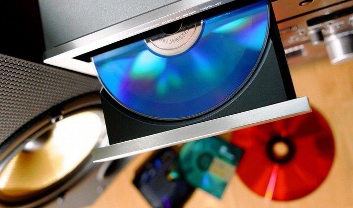CD přehrávač