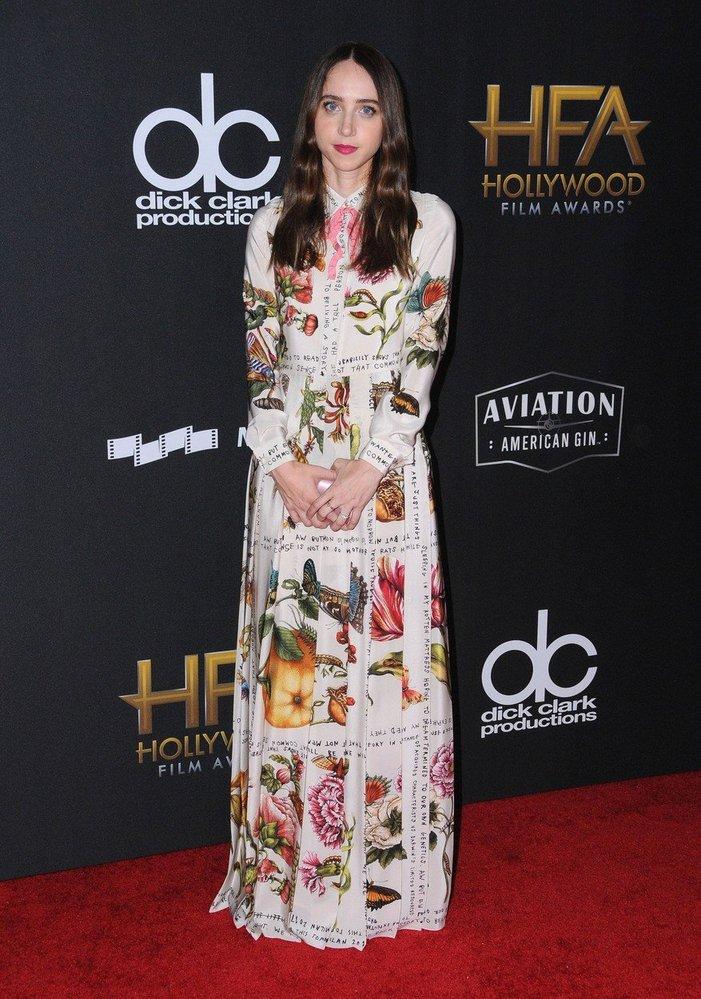 Zoe Kazan, hvězda komedie Pěkně blbě