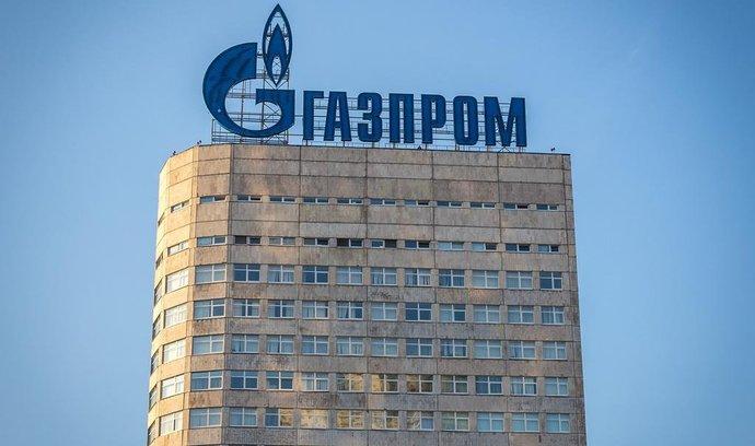 Centrála Gazpromu